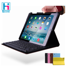 Magnetic Detachable Bluetooth Keyboard Case For iPad Air Detachable Bluetooth Keyboard For 9.7 Tablet