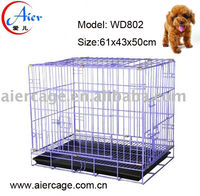 Metal dog cages made in China