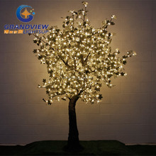 1.8M artificial led maple tree light