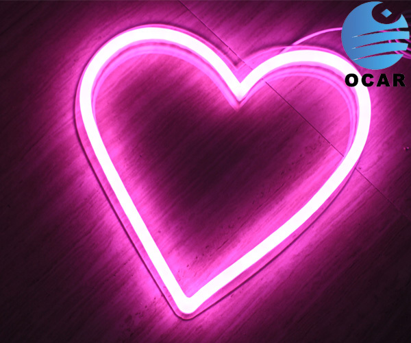 Straight light 12v safe slim led neon flex with 3 years warranty, led neon sign