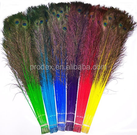 Cheap Peacock feather