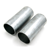 Hot dip galvanized water line pipe gi welded steel round pipe