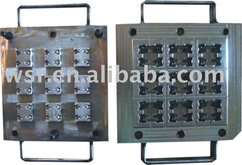 compression Rubber Mold Making factory