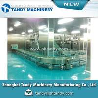 shanghai high quality belt conveyor for candy packaging line