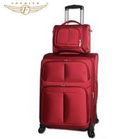 Waterproof fashion trolley luggage/luggage suitcase