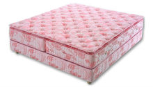 princess pink foldable base mattress (DNM146)