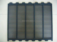 Hard plastic slat floor for pigs,swine flooring made in china