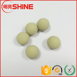 Custom rubber soft finger exercise grip anti stress ball 25mm rubber ball