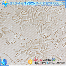 Waterproof imitation upholstery pvc synthetic leather for decoration