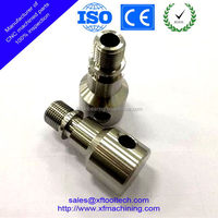 Low price Crazy Selling prototype cnc turning steel parts
