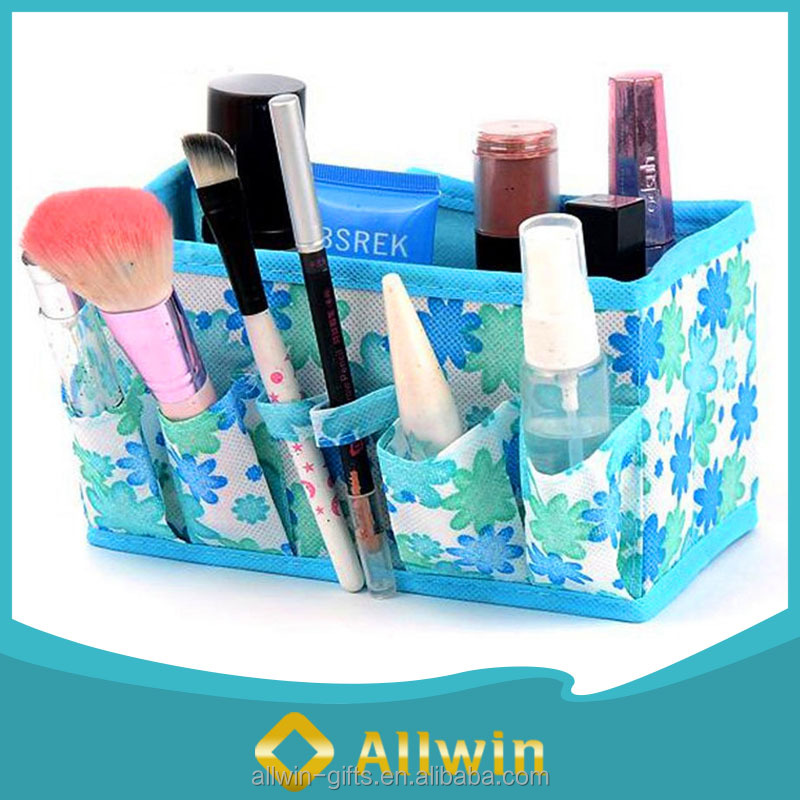 Newest Foldable Makeup Cosmetic Storage Box
