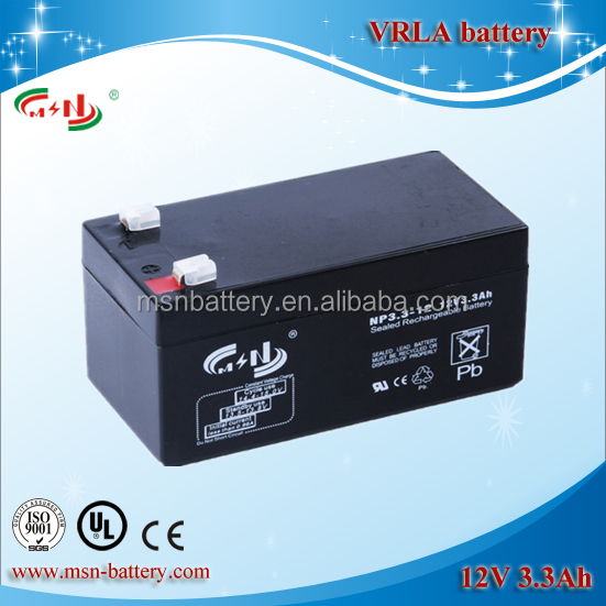 High Quality agm battery Wholesale Price 12v 3.2ah