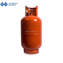 High Pressure Commercial Steel Oxygen composite gas bottle For Sale