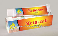 Psoriasis & Eczema Ointment - METASCAB