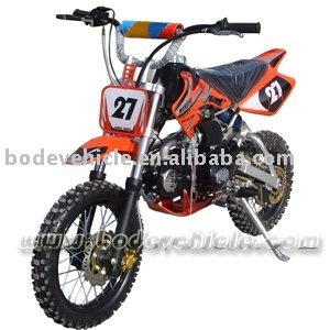 New 125cc dirt bike