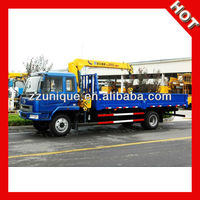 Top Design of 10 Ton Hydraulic Mobile Crane