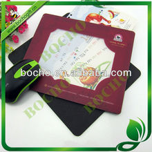 promotional photo frame mouse mats