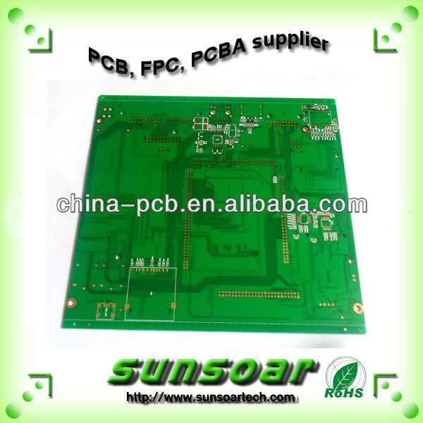 2013 New Products Electron.shenzhen Pcb Manufacturer.pcb Design Layout
