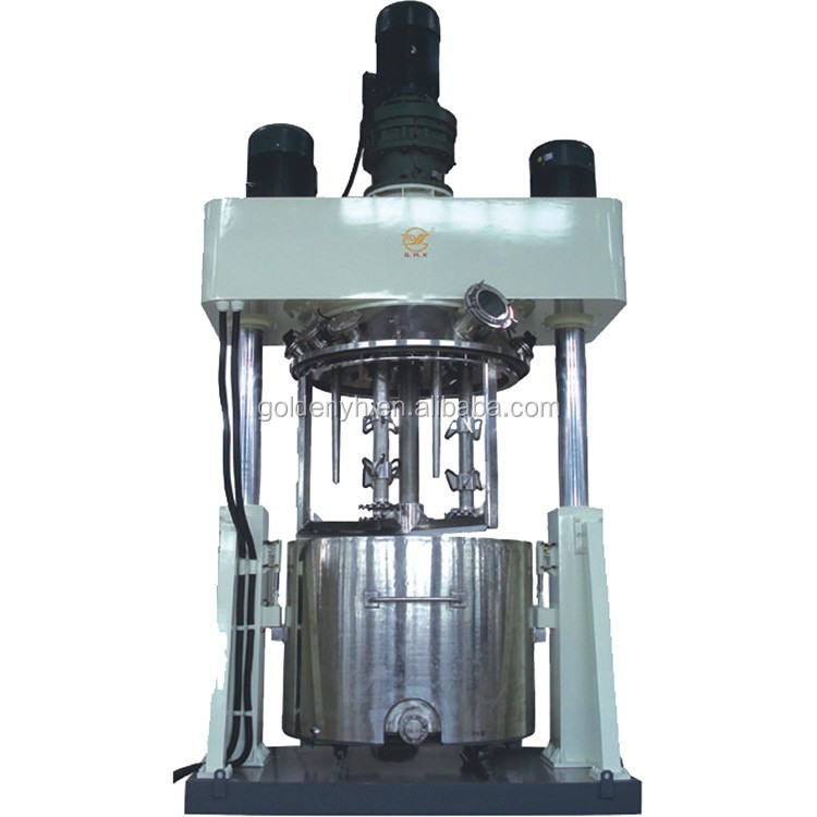 Hot melt sealant mixer with dispersing function