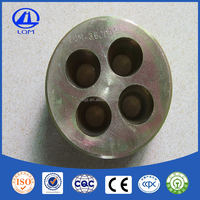 LQM hot sale anchor plate for prestressed concrete strands