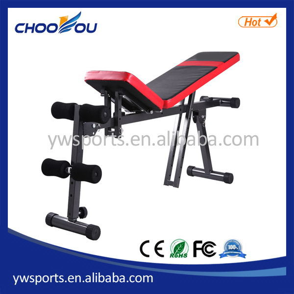 Economic promotional high quality body fit sit up bench