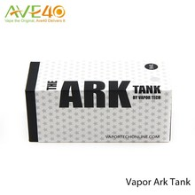 SS316L Ceramic Coated Coil Tank Vapor Tech The Ark Atomizer Authentic
