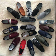 Cheap Mixed Stock Lots Men Fashion Casual Shoes Fujian