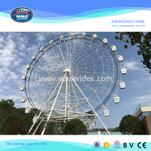 Wanle Amusement park rides ferris wheel theme park sight seeing ferris wheel for sale