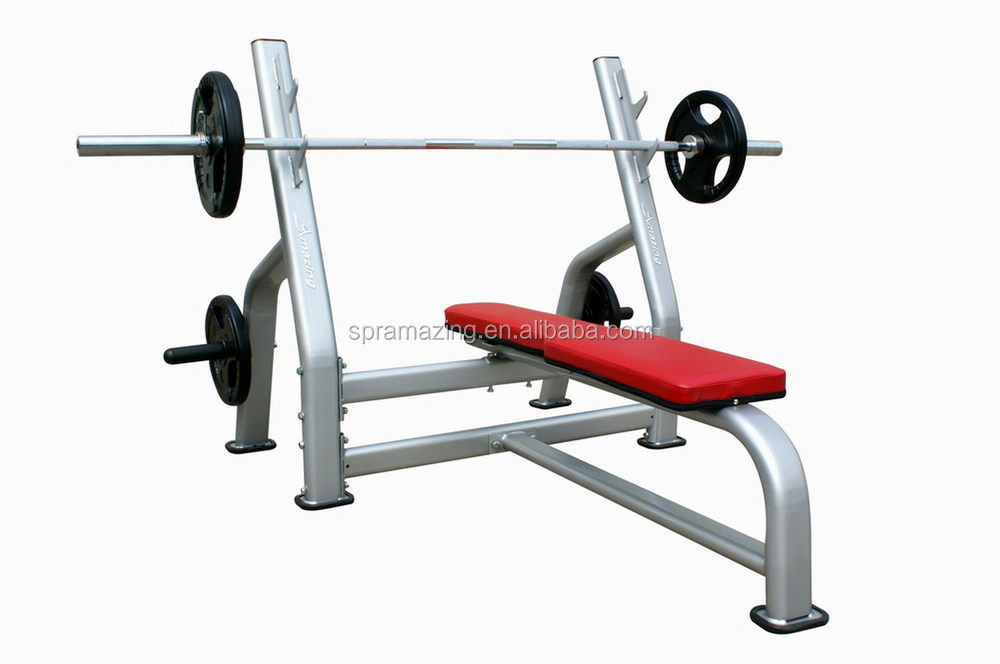 Guangzhou Gym Equipment Proffessional Bench Ama 330 Flat