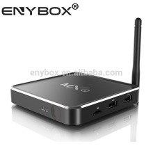 aml mx android tv box Products Amlogic S812 Metal Housing M10 Android IPTV Box XBMC Quad Core Ott TV BOX