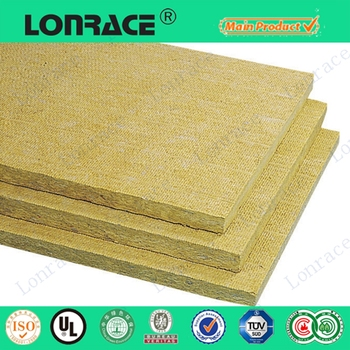 2015 high quality rock wool board for building insulation for Mineral wool board insulation price