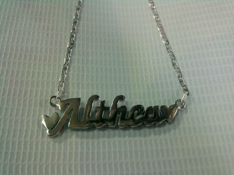 PERSONALIZED 925 SILVER JEWELRIES