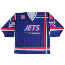breathable lightweight customized funny hockey jersey