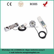 High precision push pull force gauge with LCD display