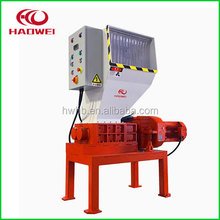 PVC Plastic Type and Waste Plastic Metal Scrap Wood Roots Crusher Shredder