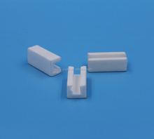 Alumina ceramic rectangular dish ceramic square tube 1600c spiral silicon carbide rod