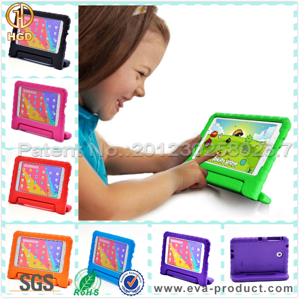 Durable tablet pc case cover, Soft silicone case and cover for 7 inch tablet pc