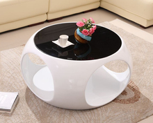 fancy design living room furniture lantern shape coffee table