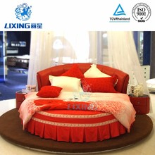 High Quality Latest Design Cheap Round Bed on Sale