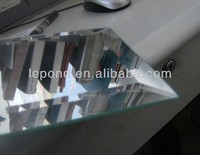 cheap beveled mirror/frameless beveled edge mirrors