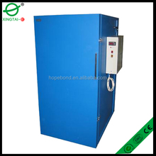 Portable electrode hot air circulation transformer coil drying oven