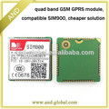 Voice and SMS and Data transmit module, sim800 simcom gsm gprs module