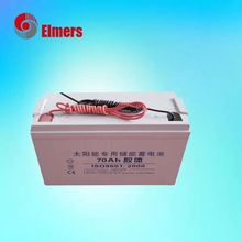 Electric bicycle China battery 12v70ah AGM deep-cycle Battery
