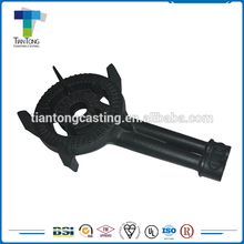 Factory wholesale cast iron round gas burner