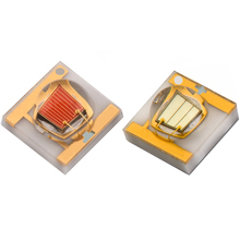 High lumen 120lm-130lm Bridgelux chip 1W SMD 3535 LED RGBYO