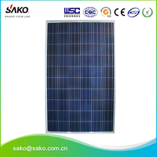 Wholesale Low Price High Quality 105W High Efficiency Low Price Mono Solar Panel