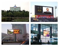 Full color LED Video Vision, LED Display