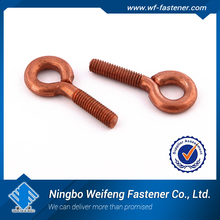 new product 35cr mo hot dip galvanized din444 lifting eye bolt ,eye bolt