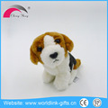 More than 10-year's experiences embroidering gifts dog plush toys