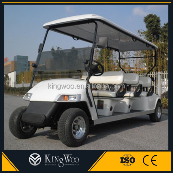 Cheap Airport Electric Golf Cart Utility Buggy For Sale
